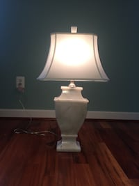 Alabaster lamps $75 each Derwood, 20855
