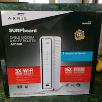 Arris WiFi Router(New) Raeford, 28376