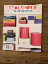 NEW Real Simple Cleaning and Organizing Books Tysons, 22102