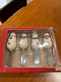 Snowmen Appetizer Knives San Jose, 95135