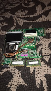 Think Center, Lenovo laptop  motherboard + 6gb of ram