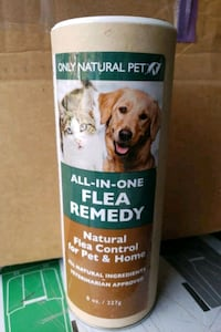 Only Natural Pet All-in-One Flea Remedy  Mississauga, L5R 2M5