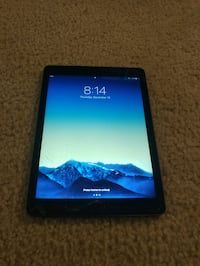 iPad Air (Model MF003LL/A) North Bethesda, 20852