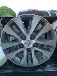 2017 Toyota Tundra Limited 20' wheels New Orleans