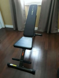 heavy duty exercise bench Pickering