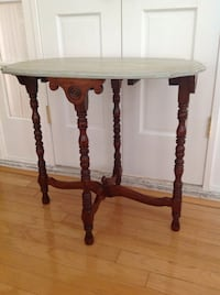 Used Antique Accent Table For Sale In Tampa Letgo