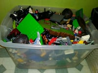 Large tub container of small Legos Albany, 31721