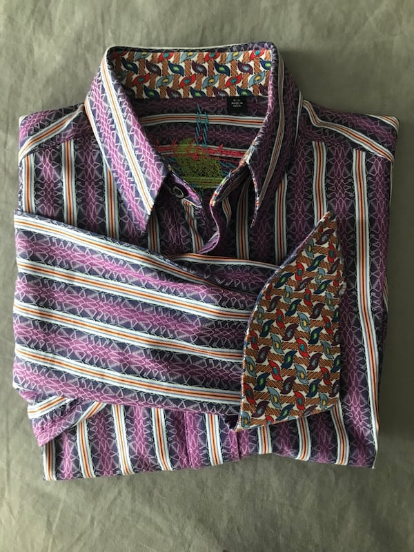 Robert Graham shirt - S 2