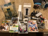 Nintendo Wii with games and accessories  San Diego, 92126