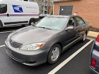 2003 Toyota Camry LE V6 4AT Springfield