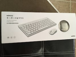 Miniso wireless keyboard