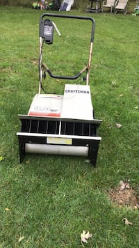 Electric  craftsman snow blower 3.0. Reserve Power Darien, 60561