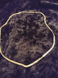 Authentic 14K SOLID GOLD NECKLACE