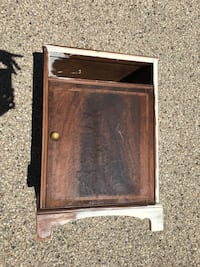 Antique wood cabinet - fixer upper  Waukesha, 53186