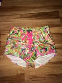 pink, green, and white floral shorts Simi Valley, 93065