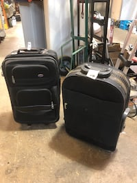 Luggage small $15 each New Westminster, V3M