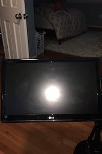 LG 24 inch monitor 1920 by 1080p