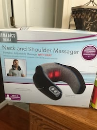 Neck and shoulder massager with heat Ashburn, 20147