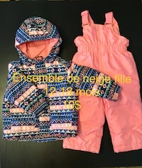 toddler's assorted clothes Laval, H7P 2V7