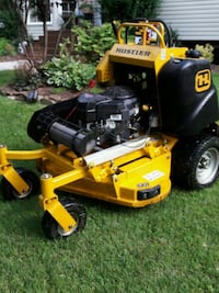 yellow and black Cub Cadet zero turn mower Greenbelt, 20770