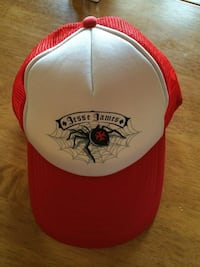 New Jessie James Hat. Adjustable. New In Package.  593 mi
