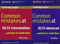 cambridge common mistakes at ielts IELTS Başak Mahallesi