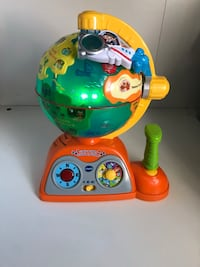 Interactive V tech Children's Globe for learning  Cambridge, N3C 2B2