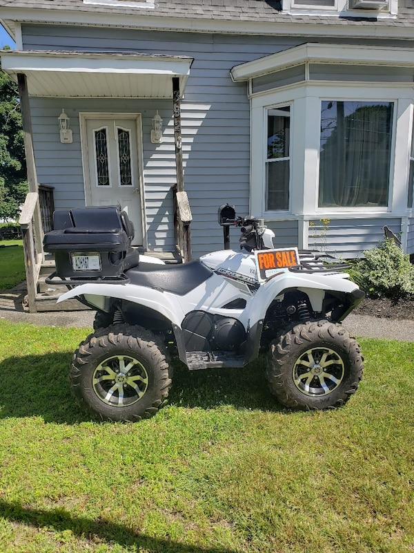 2017 Yamaha Grizzly >> Used 2017 Yamaha Grizzly For Sale In Concord Letgo