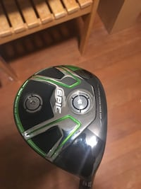 Golf Clubs: New Callaway Epic Sub Zero Tour Issue 13.5 3 wood RH XStiff Honolulu, 96822