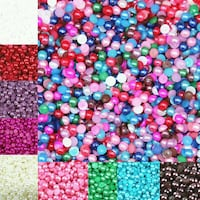 500 piece pearls beads