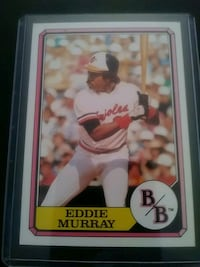 1987 Topps Eddie Murray Baseball Card