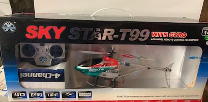 Remote Control Helicopter