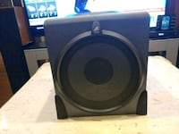 "black and gray 10"" subwoofer speaker Coquitlam, V3E 2Y3"