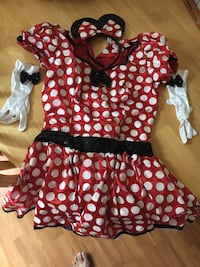 Minnie Mouse Halloween Costume  Brentwood, 94513
