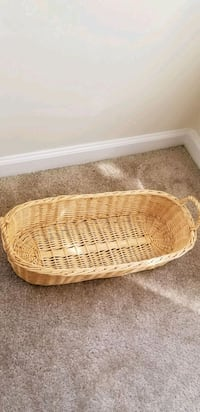 Wicker basket  Herndon, 20171