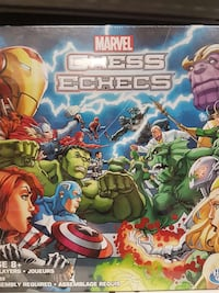 Marvel Chess game Hasbro Richmond Hill, L4C 4T1