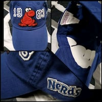 Nerds!!! Hat New!