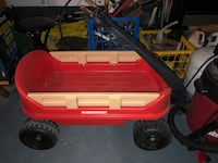 Fisher price red wagon  Wilmington, 28411