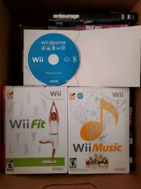Nintendo Wii Music Sports Fit Rochester, 03867