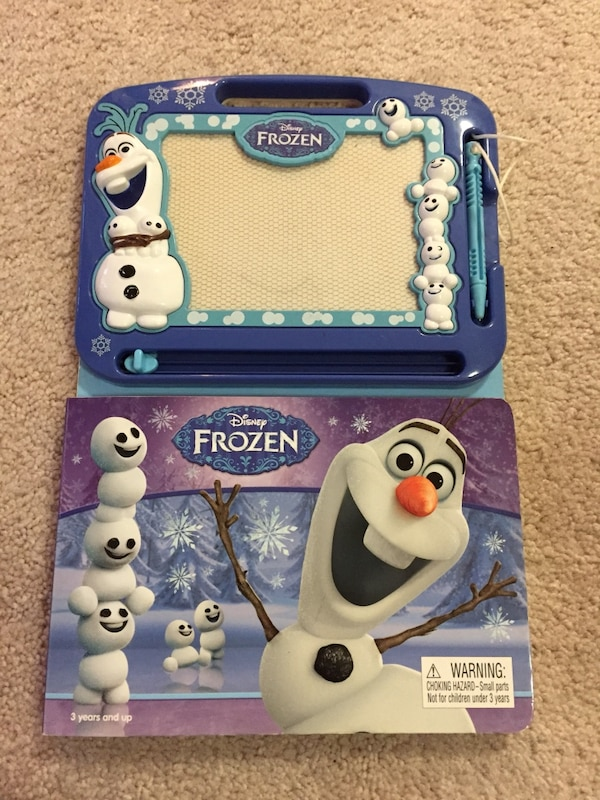 Frozen - Drawing and Writing Pad b8d3bdfd-01a2-465e-97d2-bbf30e9e647f