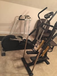 Stair Climber, Elliptical and Treadmill Chesapeake