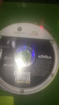Xbox 360 Call of Duty Black Ops game disc Haverstraw, 10927