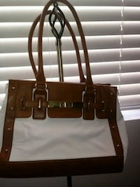 black and brown leather tote bag North Las Vegas, 89081