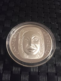 NEW Canadian Coin Matriarch Moon Mask Toronto