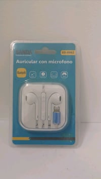 Auriculares para iPhone con cable Barcelona, 08024