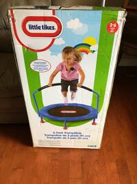 New!! Little Tikes - 3-ft Trampoline St Thomas, N5R 6M6