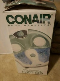 Foot spa by Conair Hagerstown, 21740