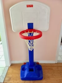 Fisher-Price Kids Basketball Stand Richmond Hill, L4S 1G8