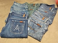 7 for all mankind designer jeans Montgomery, 36117