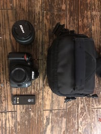 Nikon D3000 DSLR Camera with remote control Arlington, 22201